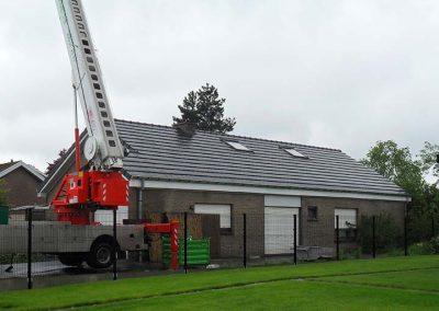 Renovatie dak woning - na de werken