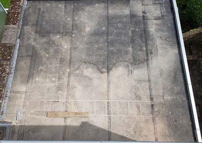 Renovatie plat dak - na de werken