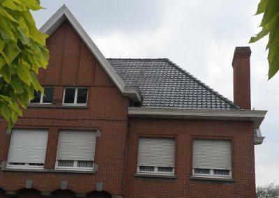 Gerenoveerd dak Oost-Vlaanderen - dakwerker